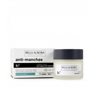B7 Crema Antimanchas Piel Mixta SPF 20 Bella Aurora 50 ml