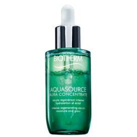 Aquasource Aura Concentrate Sérum Bifásico Biotherm 50ml